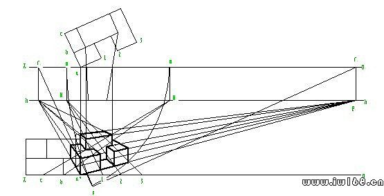 画法v画法简明教程(9.5)-台球平面的透视图角度怎么练立体机械球图片