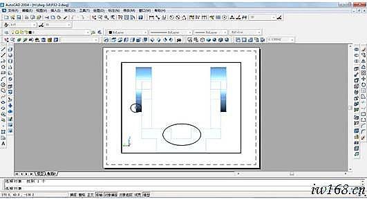 鼠标设计手绘三视图