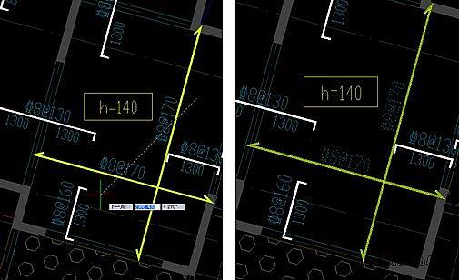 巧用浩辰CAD中的隐藏选择选项