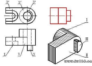 机械工程制图教程【第五章_第二讲】 - 百科教