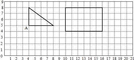 (每个小方格表示l平方厘米)(1)