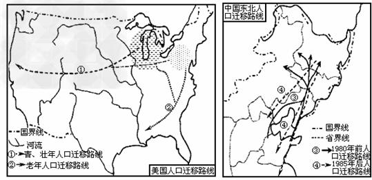 关于人口迁移所造成的影响,错误的叙述是 A.缓解迁出地的人地矛盾B.