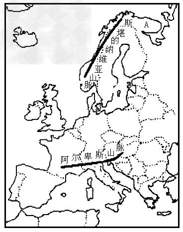 读欧洲略图西部,回答西部。对欧洲地理攻略特dnf异问题界2017图片