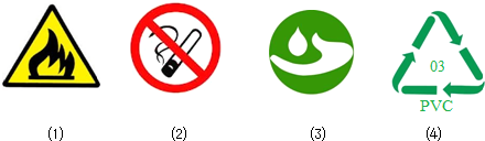下列标志:与防火有关的是______,与节约用水有关的是图片