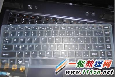 清洁笔记本键盘方法图解-电脑