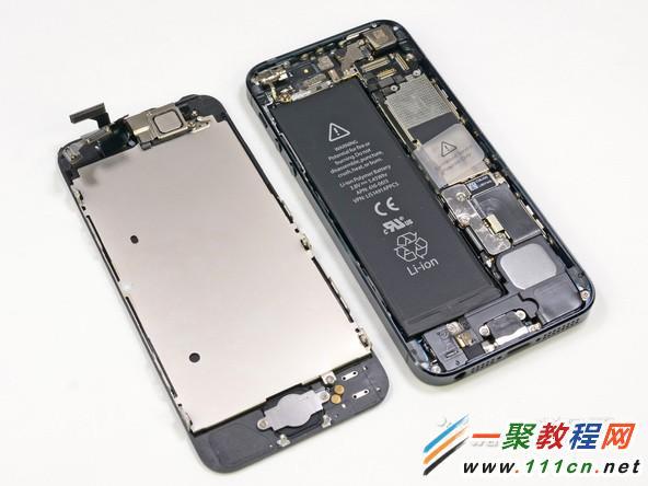苹果手机怎么换电池?