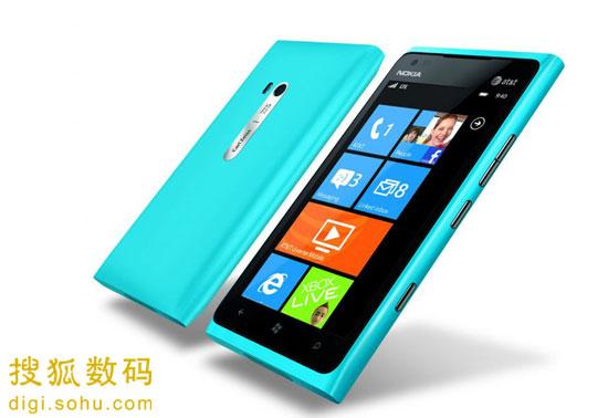 诺基亚的Lumia痛点:销量不及Symbian