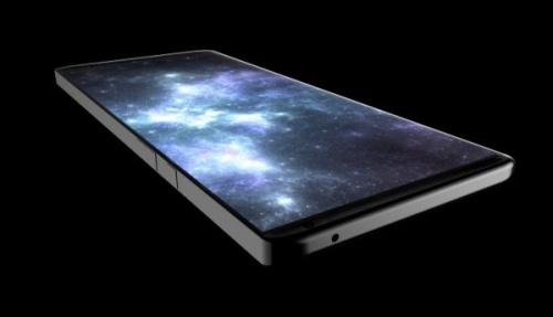 三星youm屏幕手机概念设计图曝光