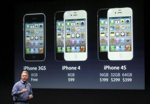 苹果4s水货报价_iphone4s水货价格暴跌 最高跌幅达35%