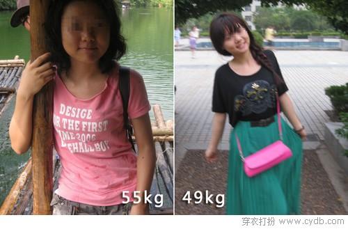 简单减肥方法 真人实战篇