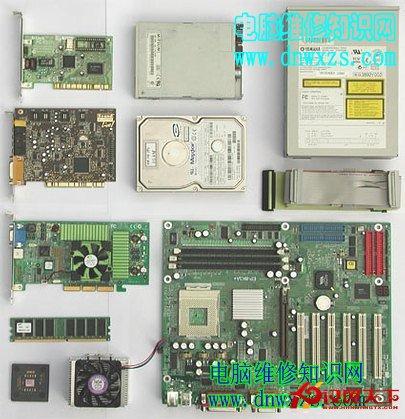 装机图解|电脑配置|组装电脑|装机|攒机|电脑diy