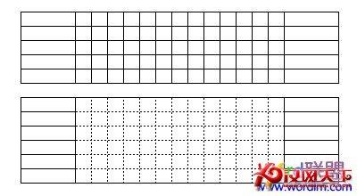 电脑怎么制作表格图解_表格制作方法