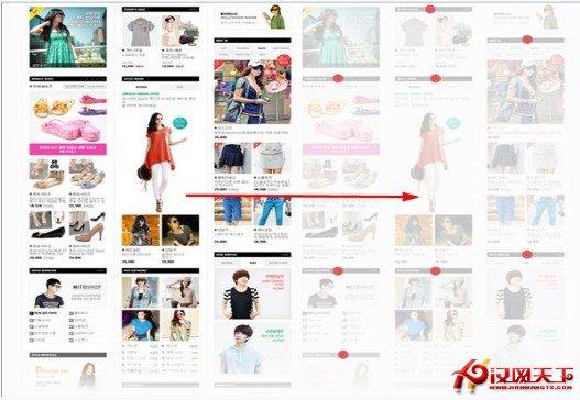 最近一直想写个案例关于电商网站设计,从国内的电商网站中寻求素材,始终没有想要的,不得已收集了国外电商网站的一些设计元素,笔者个人认为,那是追随时尚的设计元素,当然这篇文章也是既《国外常见电商黄金首页设计模式》之后的有一篇
