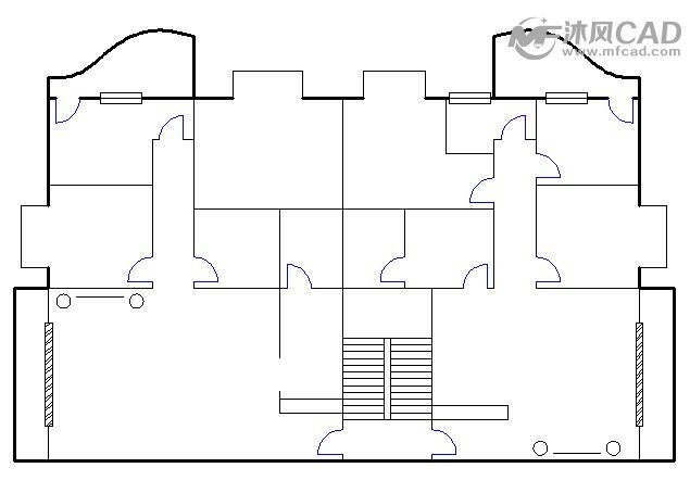 绘制室内平面图
