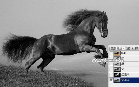 壁纸 动物 国画 马 骑马 580_362