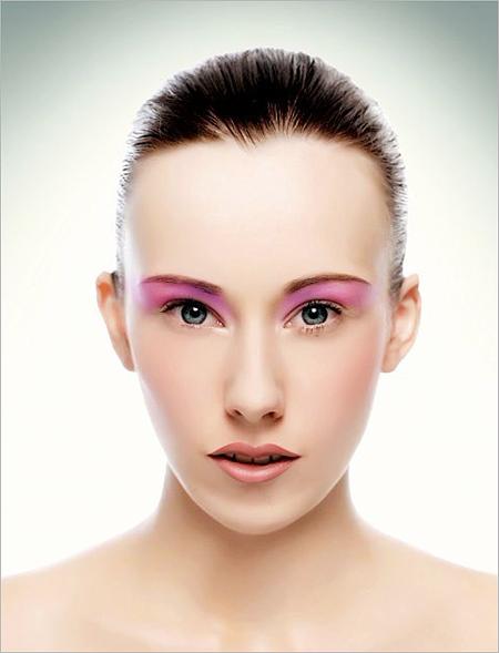 PS_ps外挂滤镜磨皮打造晶莹水润妆面人像效果
