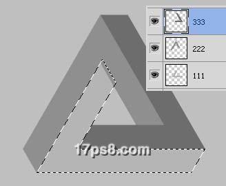 分类导航计算机/互联网平面设计photoshop>ps绘制地产三角形立体门头设计效果图图片