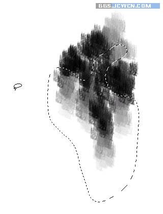 石头平面图例手绘