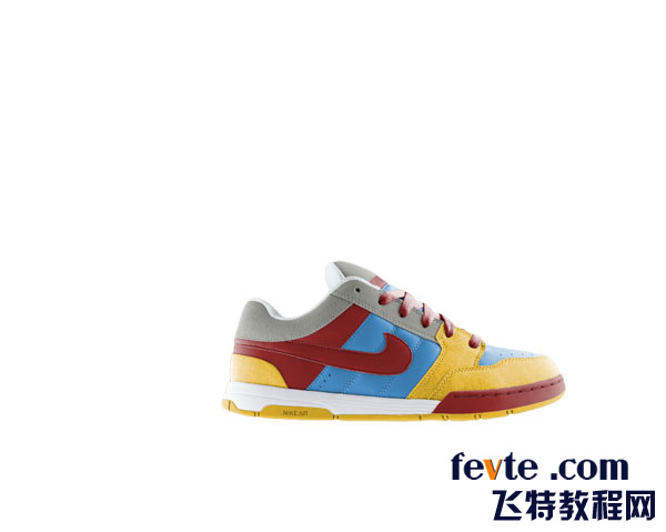 ps合成创意鞋子海报