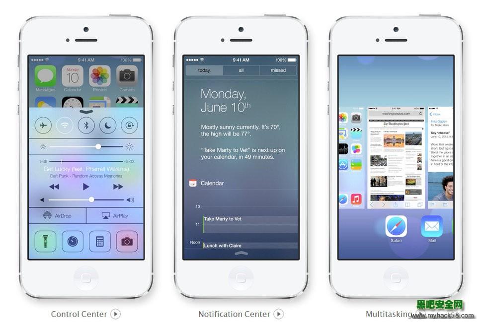 苹果iOS7固件下载地址 其它操作系统