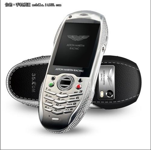 三五互联出阿斯顿马丁赛车限量奢华手机高清图片