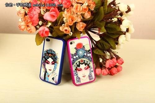 iphone5陶瓷手机后盖亮相