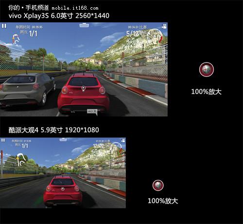 2K分辨率下,汽车品牌LOGO显示更清晰,点击看大图-比1080P提升高清图片