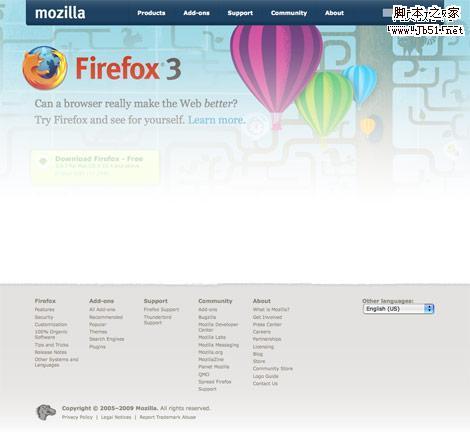 网站地图放到网页底部的好处和实例