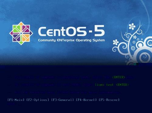 linux centos 5.5 服务器安装图文教程 推荐