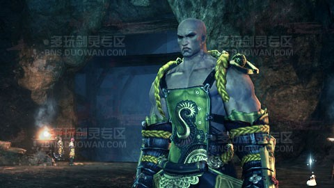 剑灵御龙林英雄斧头_剑灵御龙林黑龙寨地下坑道监督官风