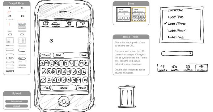 产品经理和原型设计不得不说的故事_交互设计图片