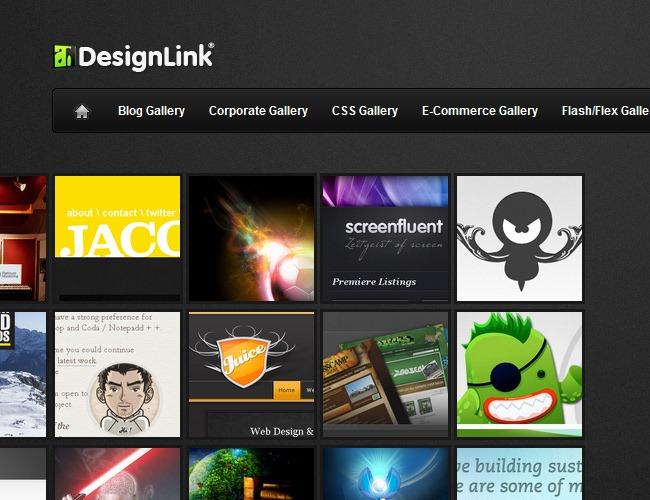 分类导航 计算机/互联网 其它 > 200佳优秀的国外创意设计网站推荐图片