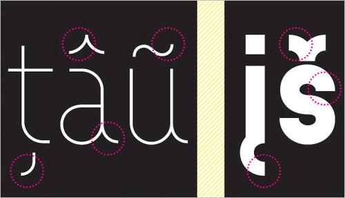 最新30款免费好看英文字体下载_视觉设计