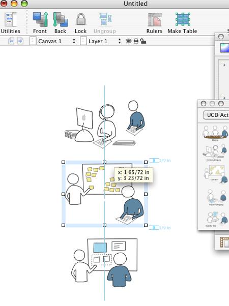 最好的原型和流程图绘制工具:omnigraffle_交互设计