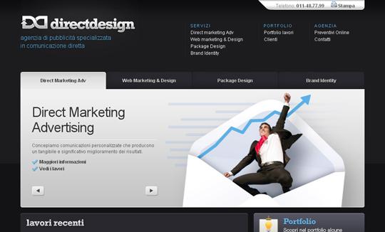 35佳国外顶级品牌企业网站设计案例_视觉设计