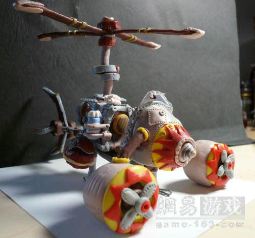 魔兽世界工程学小飞机(店主最爱,非卖品)