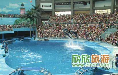 滨河野生动物世界