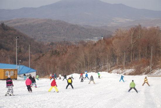 亚布力滑雪场-盘点国内各具风情的滑雪胜地 尽享冰雪盛宴