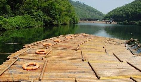 南山竹海静湖 留给自己一些独处的时间