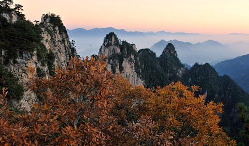 景色如画,四季皆宜——临安大明山旅游攻略 大明山在哪