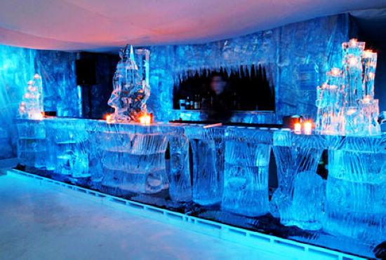 瑞典北部省lappland ice bar(资料图)
