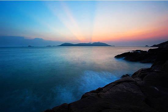 中国的东极 浙江舟山庙子湖岛旅游攻略