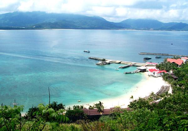 海南三亚最美风景