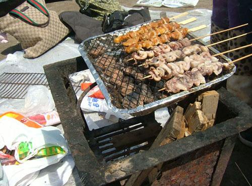 海湾国家森林公园 去海边烧烤                户外烧烤注意事项及