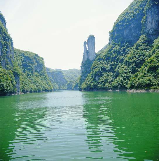 >>舞阳河自然风景区