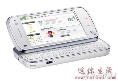 诺基亚s60智能手机n97现在卖多少钱