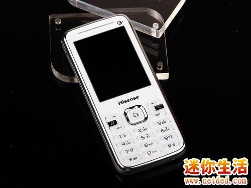 海信直板手机E500怎么样好不好用 海信直板手