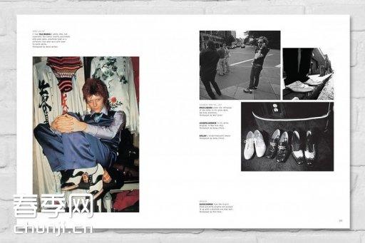 世界知名高端男装设计师约翰·瓦维托斯处女书作