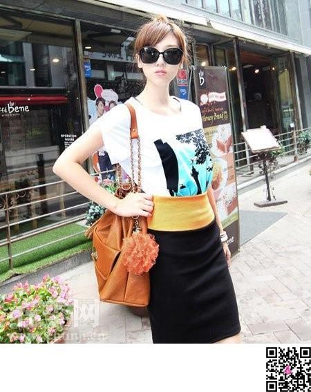 去云南旅行穿衣打扮_潮人女生夏季首尔旅游穿衣打扮