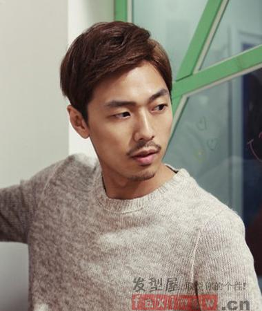 夏季潮男必备韩流短发发型 彰显男生绅士气度 高清图片
